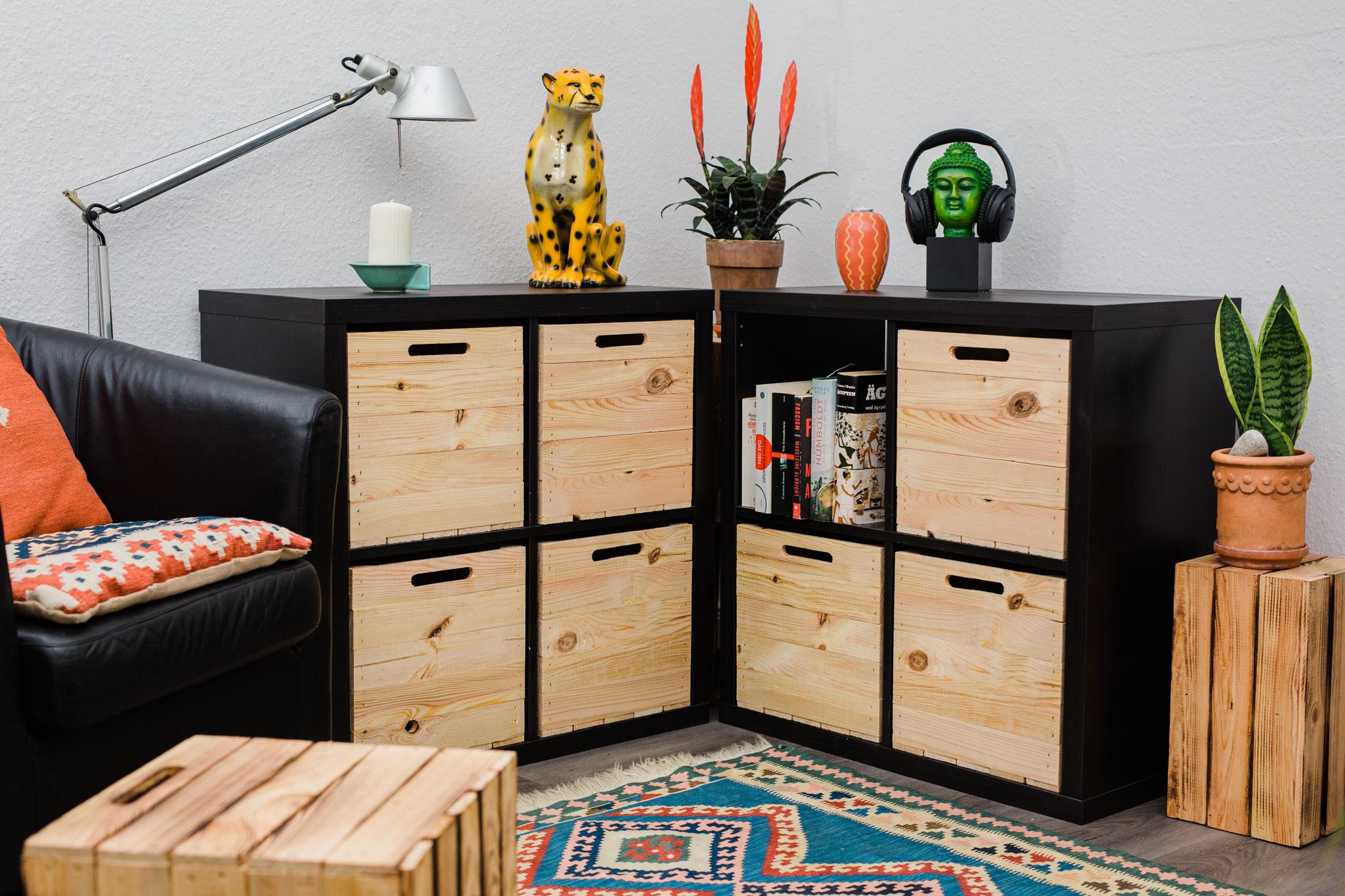 deine regalkiste passend f r alle kallax und expeditregale. Black Bedroom Furniture Sets. Home Design Ideas