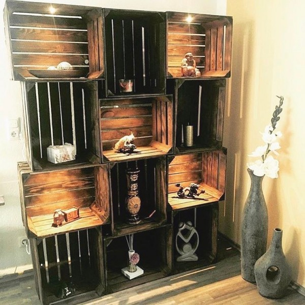 obstkistenregal weinkisten obstkisten kaufen bei. Black Bedroom Furniture Sets. Home Design Ideas