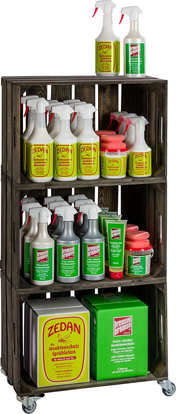 Zedan-Display-gross-Repellent-komplett